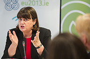 Commissioner Opens Conference on Joint Programming, Dublin - © European Union, 2013