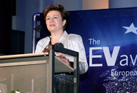 Commissioner Georgieva wins Commissioner of the Year and European of the Year awards