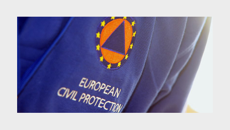 Civil Protection logo © EU