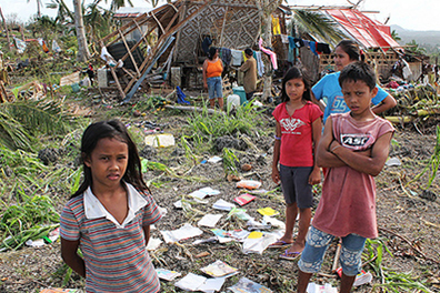 Typhoon Haiyan: European Commission increases aid to €40 million