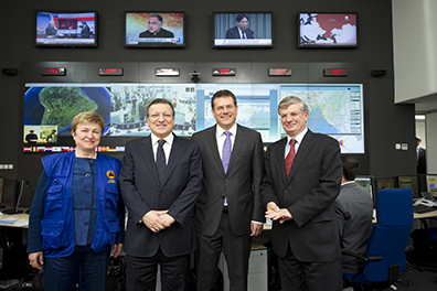 First anniversary of the Emergency Response Coordination Centre