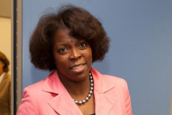 Ertharin Cousin, Executive Director of the United Nations World Food Program