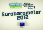 Visual introduction to the Eurobarometer 2012 on EU Humanitarian Aid & Civil Protection