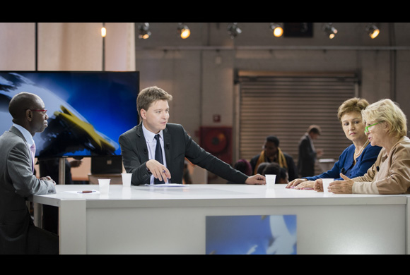 TV debate between Eva Joly, chairperson of the Committee on Development, European Parliament, Kristalina Georgieva and Victor Gorom Ndiaye, Performances Group & Performances Management Consulting