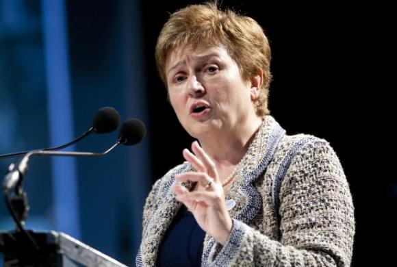 Special address by Kristalina Georgieva at the 'Disaster Risk reduction in the age of climate change' panel discussion: 'Simple measures yield big results. For example in Sahel, malnutrition has been cut by 51 %. In 2012 people were mobilised through an early warning system. This enhanced response meant that a disaster was avoided. It could have been a huge tragedy.'