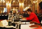 Kristalina Georgieva participates in the Round Table on a Financing Plan for the Economic and Social Development of Niger 2012-2015 in Paris  © EU