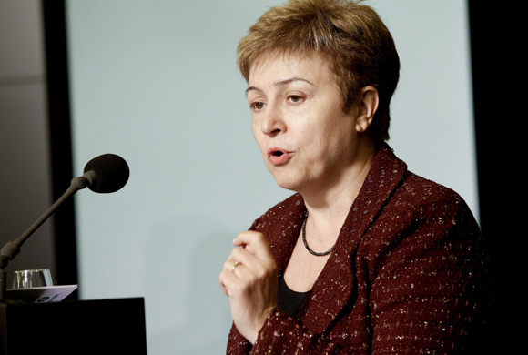 Speech by Kristalina Georgieva, Member of the EC in charge of International Cooperation, Humanitarian Aid and Crisis Response at an event on 'Resilience and lessons learned from the Sahel' organised by Oxfam in Brussels