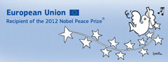Nobel Peace Price® Award Ceremony 2012