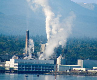 Industrial Pollution © iStockphoto