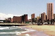 Durban Beach © CC BY-ND Pierre van Eck