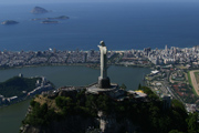 Rio by helicopter II © iStockphoto