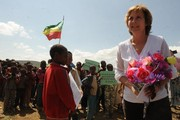 Visit by Connie Hedegaard to Ethiopia, where she takes part in the 1st Climate Change and Development for Africa Conference