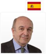 Joaquín Almunia, Espagne