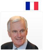 Michel Barnier, France