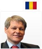 Dacian Cioloş, Roumanie