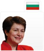 Kristalina Georgieva, Bulgarie