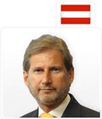 Johannes Hahn, Autriche