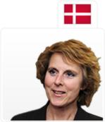 Connie Hedegaard, Danemark