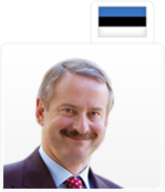 Siim Kallas, Estonie