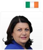 Máire Geoghegan-Quinn, Irlande