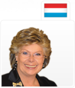 Viviane Reding, Luxembourg