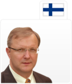 Olli Rehn, Finland