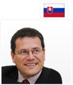 Maroš Šefčovič, Slovaquie