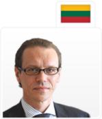 Algirdas Šemeta, Lituanie