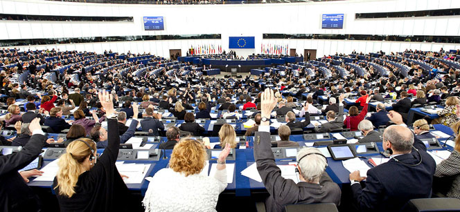 Plenary of the European Parliament. Photo: EP