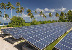 New EU support to renewable energy and fighting climate change in the Pacific