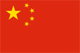 Flag of People's Republic of China © EU