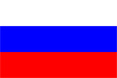 Flag of the Russian Federation © Commons