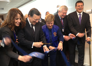 New EU Emergency Response Centre opened in Brussels