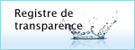 Registre de transparence