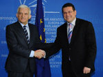Meeting with Jerzy Buzek, President of the European Parliament