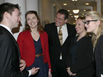 Meeting with Lucinda CREIGHTON, Minister of State for European Affairs on 'careers in the EU institutions'