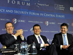 Global Security Forum (GLOBSEC) on a 'New Vision for redesigning Europe'