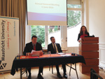Annual general meeting of European Center for Public Affairs