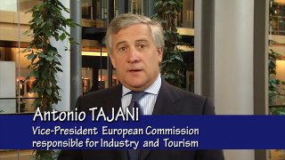 "27/09/11 - The 2011 European Tourism Day ""Industrial heritage: differentiating the European tourism offer"" is held today, on the occasion of World Tourism Day. Antonio Tajani welcomed the participants. © European Union"