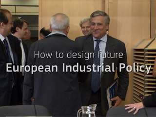10/07/12 - The Future of our Industrial Policy © European Commission - DG Enterprise & Industry