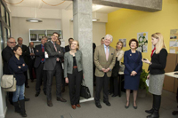 Commissioner Vassiliou visits climate change and ICT innovation centres in Berlin