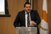 Kyriakos Kenevezos, Cypriot Minister for Education and Culture