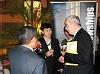 Trung Luu Tran, Ian Ken Dimzon (Marie Curie Fellows), a political representative of an ASEAN country and Jan Truszczyński (Director General)
