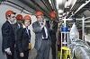 Commissioner Androulla Vassiliou, CERN Director-General Rolf Heuer ©CERN