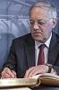 Swiss Federal Councillor Johann N. Schneider-Ammann ©CERN