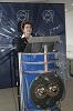 Commissioner Androulla Vassiliou ©CERN
