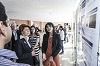 Commissioner Androulla Vassiliou meets Marie Curie Fellows ©CERN