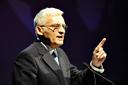 President of the European Parliament Jerzy Buzek