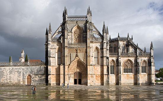 Batalha monastery, Portugal. (DGPC)