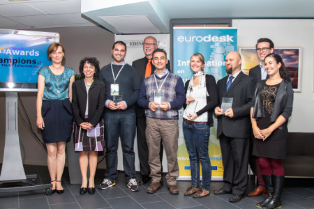 eurodesk awards